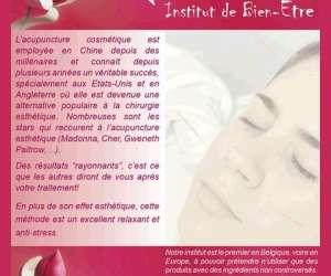 Acupuncture cosmétique: qì