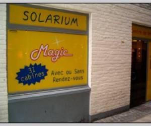 Magic solarium