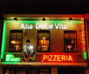 Alla dolce vita : pizzeria - grillades