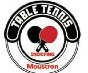 Snooping mouscron club tennis de table