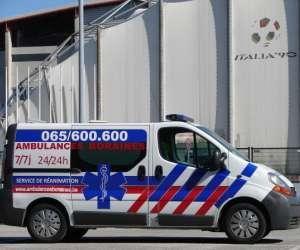 Ambulances boraines
