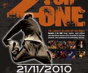 Kamata 2 for one - stage et concours de danse hip hop