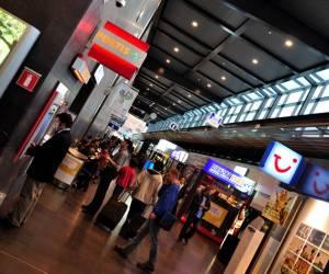 Aeropuerto charleroi-bruselas