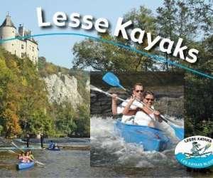 Lesse kayaks