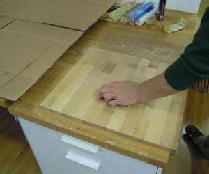 Menuiseries bois et aménagement foyer
