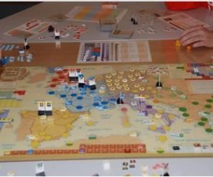 Nouvelle table de jeux de rôle