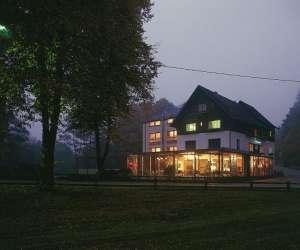 Hôtel restaurant le martin pêcheur