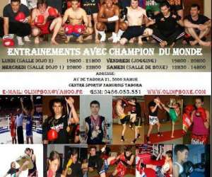Club de boxe thai, muay thai belgium