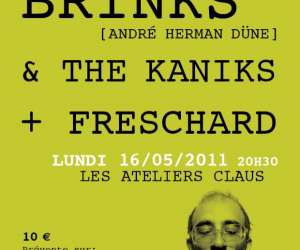 Stanley brinks & the kaniks + freschard