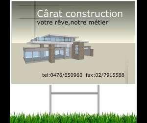 Carat construction