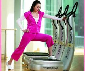Power plate center biel
