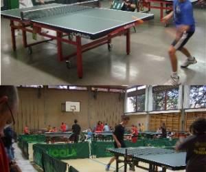 Tennis de table de carouge