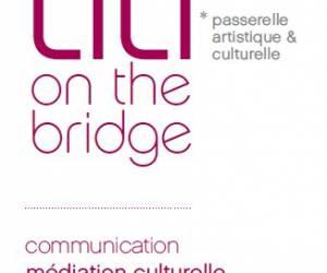 Lili on the bridge