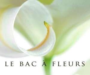 Le bac à fleurs fleuriste
