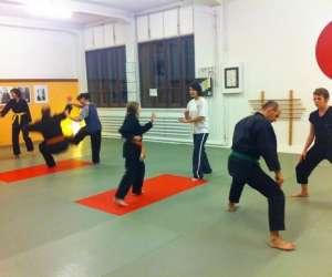 Arts-martiaux sans compétition