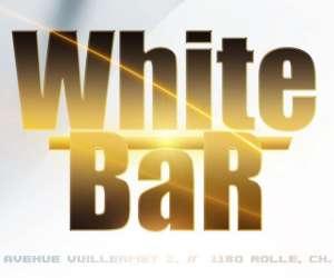 White bar lounge