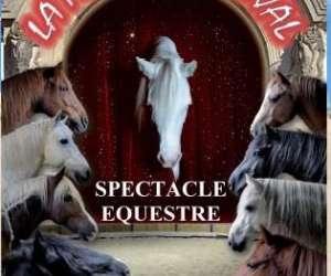 Spectacle équestre la magie du cheval