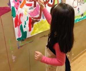 Atelier jeu de peindre