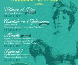 Festival de coppet - madame de staël