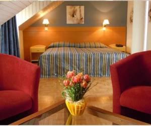 Alpes - hôtel