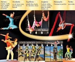 Ecole de cirque arc-en-ciel