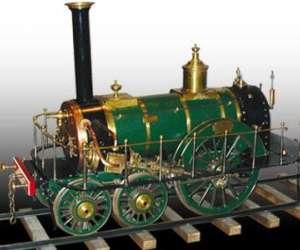 Musée laumonier de la locomotive à vapeur