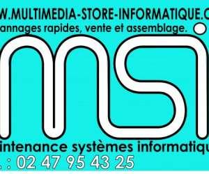 Sté multimedia-store-informatique