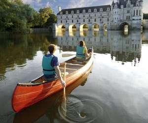 Canoe company sur le cher et la loire