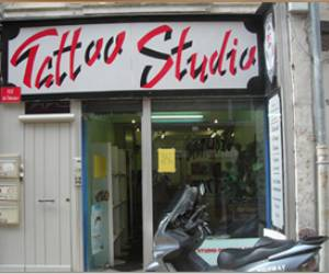 Tatouage studio