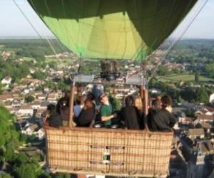 Air magic montgolfières