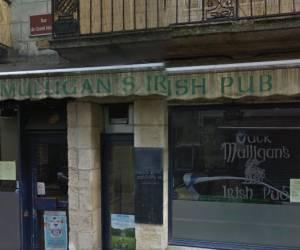 pub buck mulligan