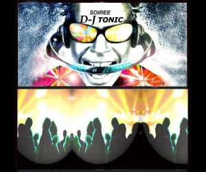 Soiree dj tonic