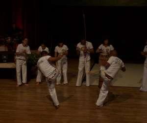 Capoeira filhos da africa