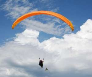 Club de vol libre de tours parapente
