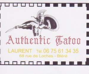 Authentic tatoo