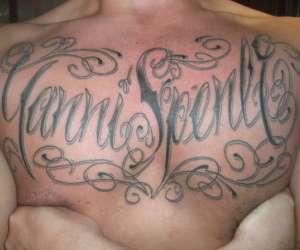 Florian tattoo