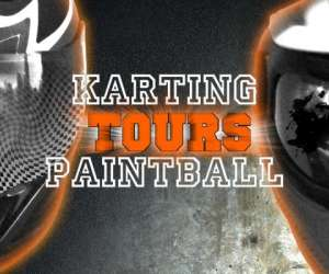 Karting  tours  paintball
