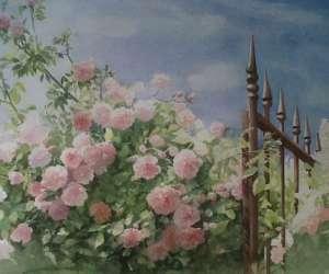 Gauby artiste peintre  - cours d
