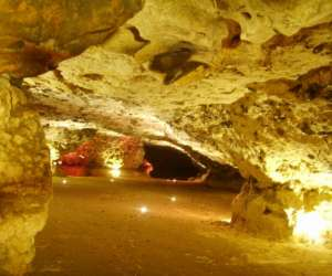 Site touristique des grottes du foulon