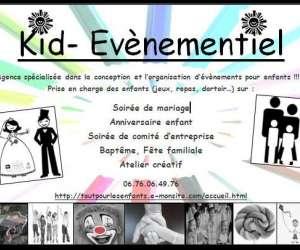 Kid evenementiel