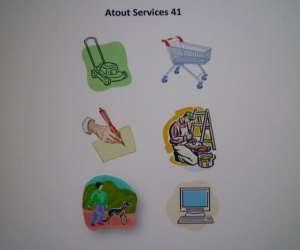 Atout services 41 -  selles st denis