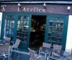 Irish pub atelier