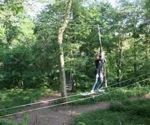Parcours aventure dans les arbres orleans