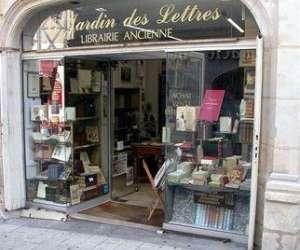 Le jardin des lettres