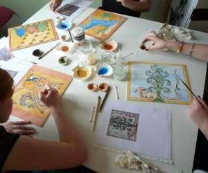 Ateliers tempera et arts plastiques