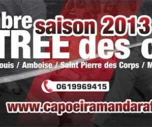 Groupe capoeira mandara france
