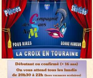 """Compagnie de théâtre """" la compagnie des sans nom"""""""