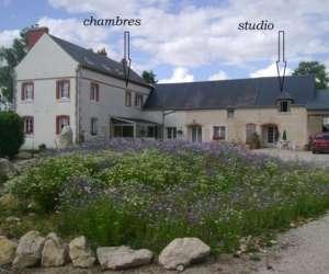 Gîte, chambres, salle et studios de chameul