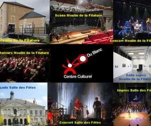 Centre culturel du blanc