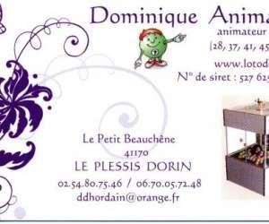 Dominique animation